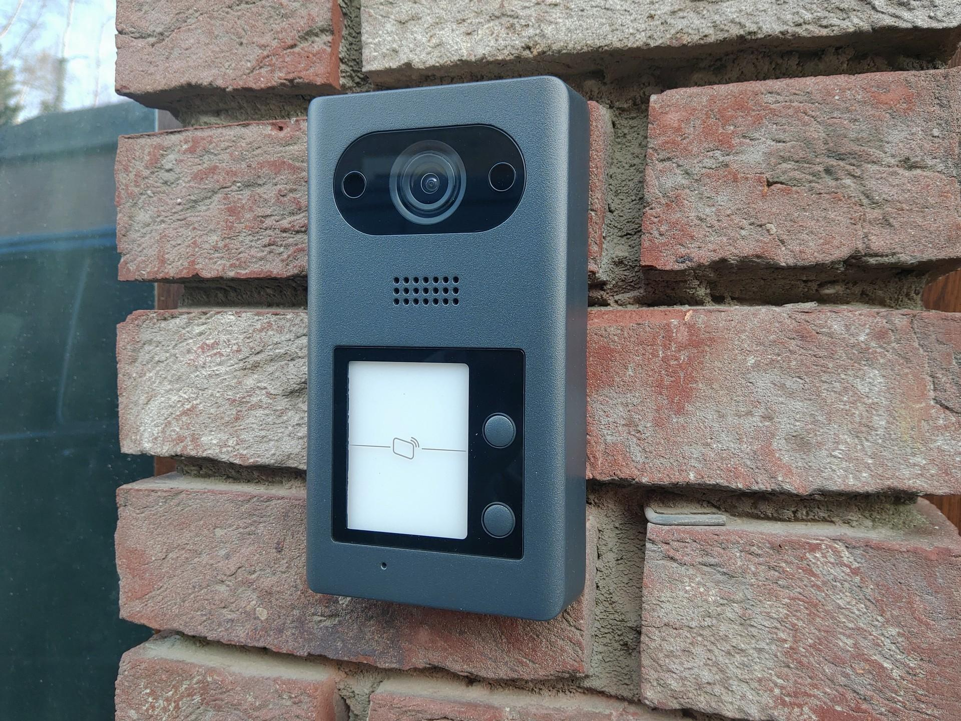 Alarme plus miniature service controle acces