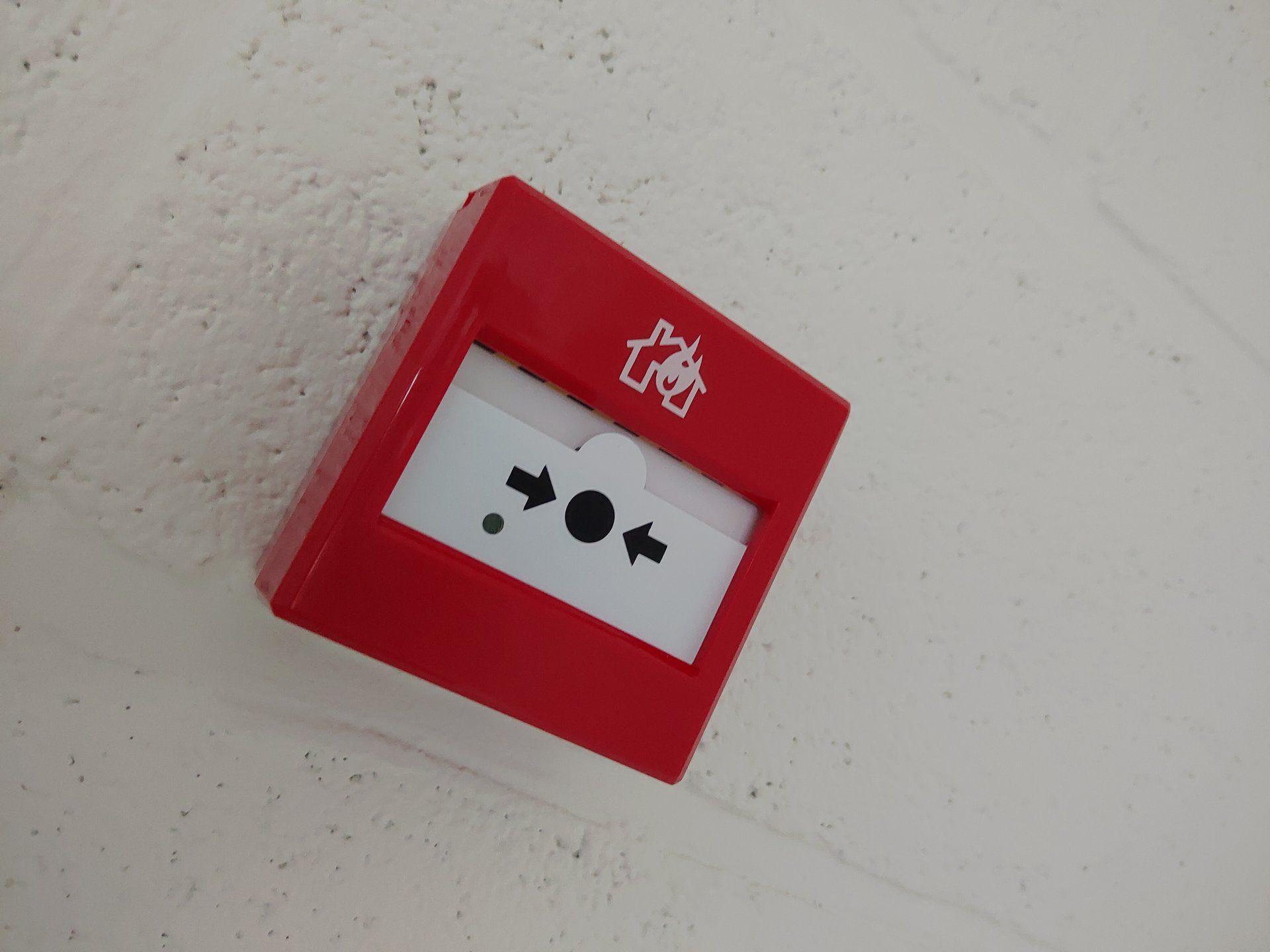 alarme plus bouton urgence incendie liege belgique